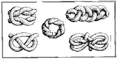 средневековые печенья