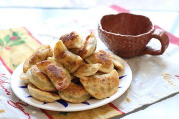 Пирожки с сухофруктами