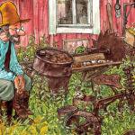 Свен Нурдквист: не только Финдус