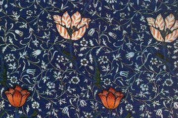 Уильям Моррис. Тюльпаны