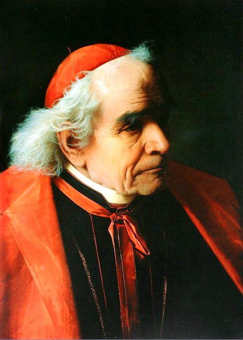 Александр Риццони. Голова кардинала